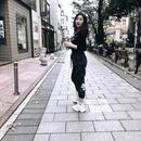 Blackblond BBD Hermoso Camo Jogger Pants (Grey)