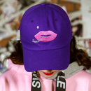 Swallowtale cap (Purple)