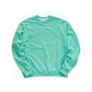 『Motivestreet』カラーバルーンスウェットシャツ  (Mint)