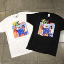 CROSS COLORES TLC Tee