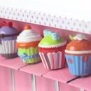 popなカップケーキのフォークセット