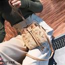 #2way Faux Fur Mini Bucket Bag ファー 巾着 ミニ ショルダーバッグ 全6色