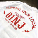 SUPPORT T-SHIRTS / 81NJ-W / R