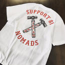 SUPPORT 81 HAMMER Tee - WHITE
