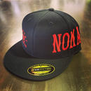 SUPPORT CAP - Black (Nomal Font)