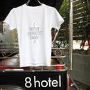 キッズサイズ! Z-IN-X SUBLIMINAL TETRAGON×8HOTEL 限定コラボTシャツ