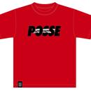 POSSE tee (RED)
