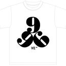 999 tee (WHITE)