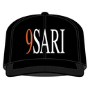 9SARI SNAPBACK CAP (BLACK)