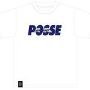 POSSE tee (WHITE)