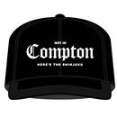Compton SNAPBACK CAP (BLACK)