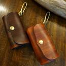 wood color スマートキーケース