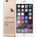 一日特価【国内版SIMフリー】 iPhone 6 16GB ゴールド 白ロム Apple 4.7インチ