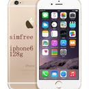 一日特価【国内版SIMフリー】 iPhone 6 128GB ゴールド 白ロム Apple 4.7インチ
