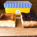 ギフトボックス入チーズケーキ2種セット