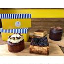 ギフトボックス入ケーキ2個セット(4種類から)