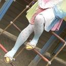 タイツ | 秋名バラ風/003/LB
