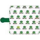 iPhone7 手帳型スマホケース (ロゴ)