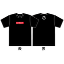 「LOGBOOK」Tシャツ(Black)