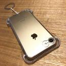 【PVC】abicaseVinyl/iPhoneX・8Plus・8用PVCシンプルジャケット