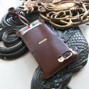 【1点物】abicase8PRWJ/iPhone8Plus用トリコラーレリボンジャケット