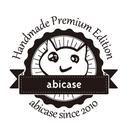 【予約受付】abicase8RWJ(iPhone8用)リボンウォレットジャケット