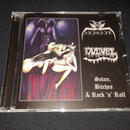 "Abigail ""Satan, Bitches & Rock'n Roll"" Split CD with Dulvel"