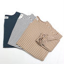 MICA&DEAL バスクシャツ