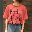フロッキーロゴプリント Tシャツ
