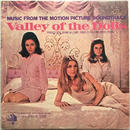 O.S.T. Valley Of The Dolls ‎– Johnny Williams With Dory Previn & Andre Previn
