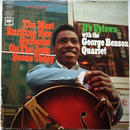 It's Uptown With The George Benson Quartet - The Most Exciting New Guitarist On The Jazz Scene Today