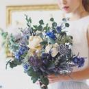 big bouquet...Exotica blue
