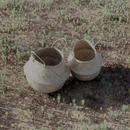 oval basket bag -middle-