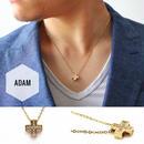 cross G necklace