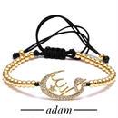 Crescent Moon&star bracelet
