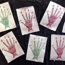 Mother's Hand(母の日用メッセージカード)