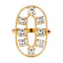 FILIIGREE CHAIN ring