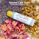 ナチュラルケアバーム  Organic Herb & Oil リラックスブーケ  スティック