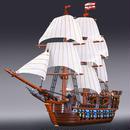 レゴ互換品 豪華帆船!全長75cm巨大! インペリアル フラッグシップ レゴブロック互換 補償付き LEGO互換
