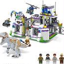 レゴ互換品 LEGO互換 ティラノレックス インドミナスレックス 襲撃 ベースライン エスケープ 826p ジュラシックワールド 恐竜 新品