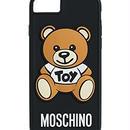 【Moschino】テディベア iPhoneケース