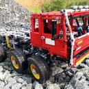 レゴ互換品 テクニック tatra トラック 813 LEGO互換 (レゴブロック互換)