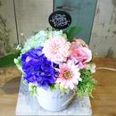 5000円 母の日紫陽花アレンジメント
