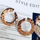 gold metal hoop  pierce