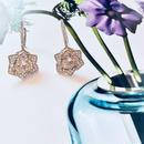 rose silver  pierce