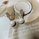 butterfly × Pearl pierce