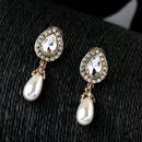 drop pearl bijou pierce