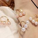 three-stranded  perl  pierce