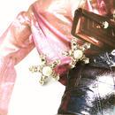 silver perl star pierce