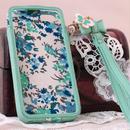 iPhoneSE/iPhone5/iPhone5s ケース グリーン